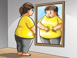 Weight gain and difficulty in losing weight