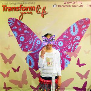 Butterfly girl-1